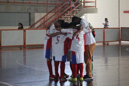 Com 169 gols em 27 jogos, categorias menores de futsal agitam o João Aranha