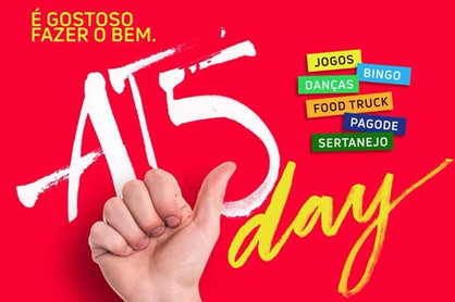 Evento solidário em prol da Aupacc será realizado neste sábado (14)