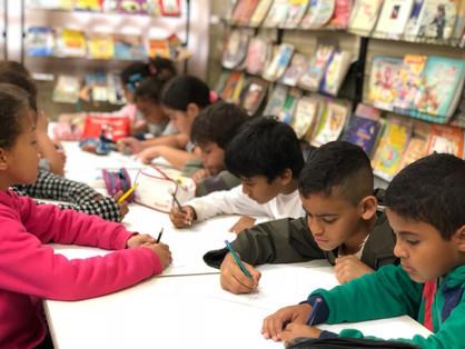 Projeto que aborda conceitos éticos e morais está de volta na Escola Municipal Nelson Aranha