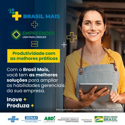Programa Mais Brasil está com 264 vagas abertas para Paulínia