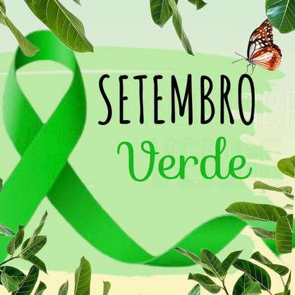 Livre Coletivo Arte promove Campanha Setembro Verde voltada para a conscientização e respeito ao mei