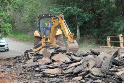 Demolição da ponte da Rhodia começa na próxima terça-feira