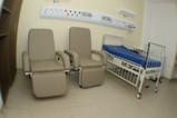 Hospital de Paulínia recebe mais 68 poltronas reclináveis