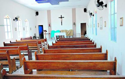 Bandidos furtam hóstias consagradas de igrejas em Sumaré