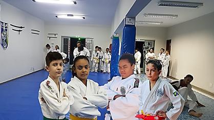Judocas paulinenses buscam títulos em disputas nacionais e internacionais