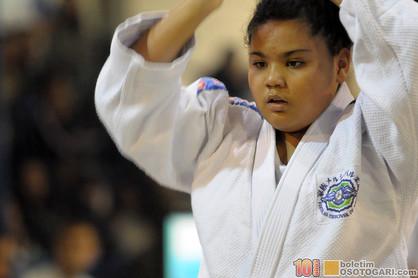 Judoca paulinense é vice campeã brasileira e representará o país no Equador