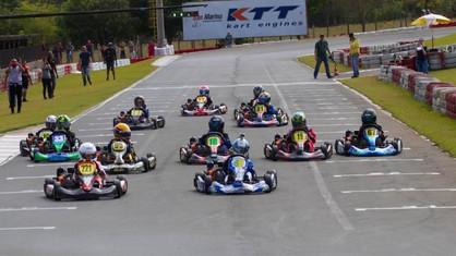 Pilotos do Kartódromo San Marino representam Paulínia no Brasileiro de Kart 2020