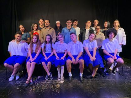 "Teatro Ceart apresenta o espetáculo ""Bailei - O Brasil dos Anos de Chumbo"" neste sábado (1"
