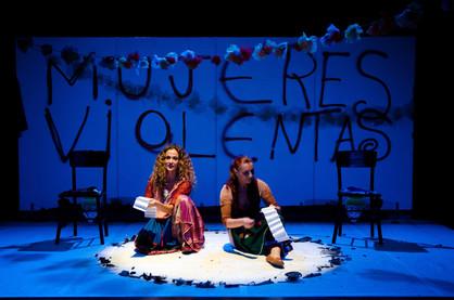 Espetáculo gratuito retrata sobre a violência contra as mulheres
