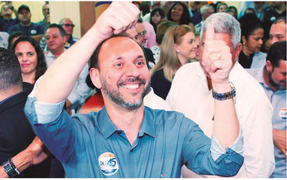 Du Cazellato é eleito o novo prefeito de Paulínia