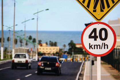 Mais de R$ 14 milhões vão para a sinalização de trânsito da cidade