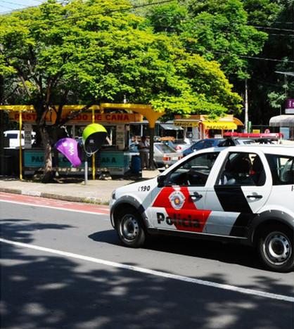 Operação da PM busca inibir a criminalidade nos primeiros dias do ano