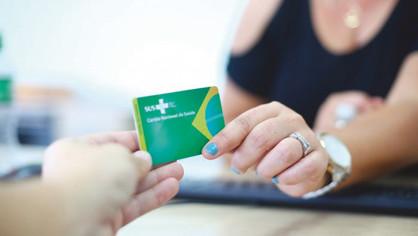 Cadastro do Cartão SUS pode ser realizado nas Unidades Básicas de Saúde