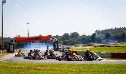 Copa F-Racers de kart terá etapa noturna inédita em abril