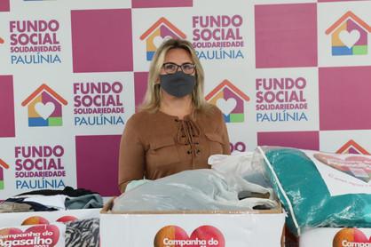 Fundo Social prorroga Campanha do Agasalho até 10 de agosto
