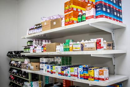 Farmácia e sala de vacinação são inauguradas na UBS do João Aranha