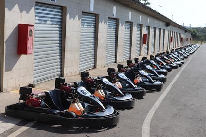 Kartódromo de Paulínia é opção de diversão segura durante a pandemia
