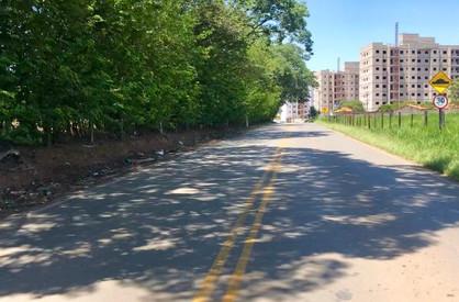 Estrada Americana-Paulínia recebe obras de melhorias