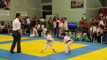 Equipe paulinense de judô Mercival participa da Copa Integração de Judô em Artur Nogueira