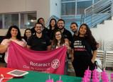 "Rotaract Club de Campinas Convivência realiza campanha ""Doe máscaras, Salve Vidas"""