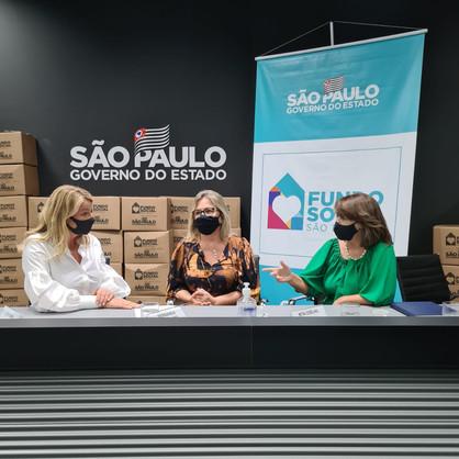 Presidente do Fundo Social, Fernanda Cazellato busca novas parcerias para cursos profissionalizantes