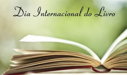 Ações em comemoração ao Dia Internacional do Livro começam nesta segunda (23)