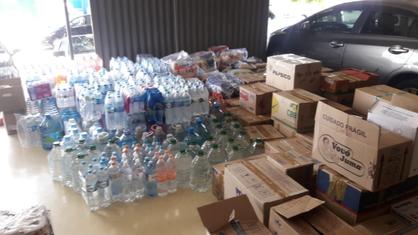 Voluntários de Paulínia fazem grande arrecadação para vítimas da tragédia de Brumadinho (MG)