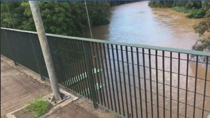 Policial Militar salva adolescente em tentativa de suicídio na Ponte do Rio Atibaia