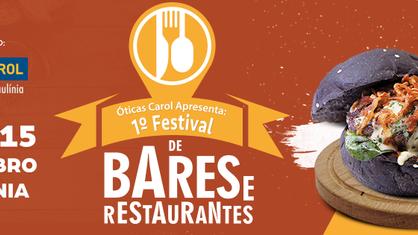Paulínia terá pela primeira vez um Festival de Bares e Restaurantes na cidade
