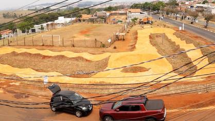 Prefeitura e Paulínia Racing inauguram duas pistas Pump Tracks para prática de bicicross