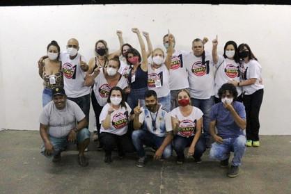 Chapa de Rodrigo Jacquet e Cláudia Pompeu vence as eleições do Sindicato dos Servidores Públicos de