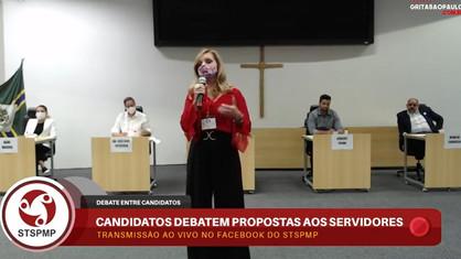Sindicato dos Servidores de Paulínia realiza debate entre os candidatos a prefeito