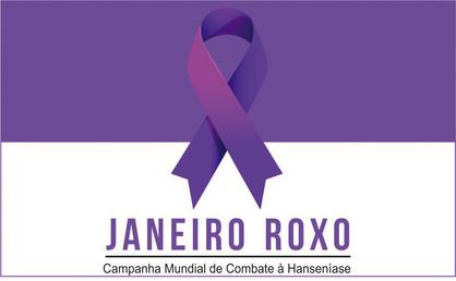 Campanha Janeiro Roxo alerta população sobre a hanseníase