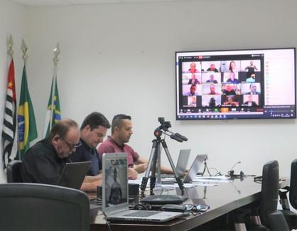 Câmara retoma sessões e promove audiência pública virtual da LDO 2021
