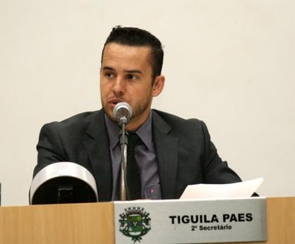 Justiça decreta prisão do vereador Tiguila Paes
