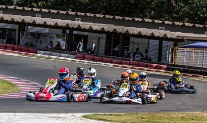 4ª etapa da Copa F-Racers de Kart em Paulínia será noturna