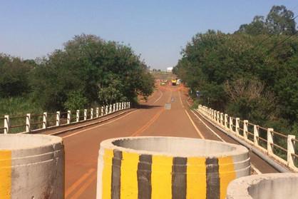Reforma e liberação da ponte da Rhodia seria neste mês, mas projeto ainda não está pronto