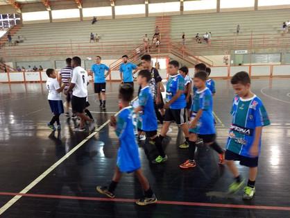 Finais do Campeonato Municipal de Futsal para Menores acontecem neste sábado (1º)