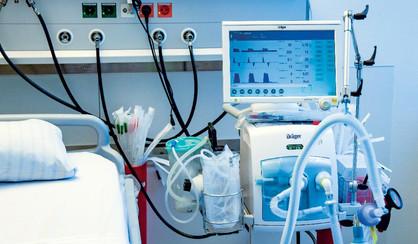 Prefeitura publica contratação de duas empresas para o fornecimento de respiradores