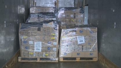 Carga de remédios avaliada em R$ 1,5 milhões é roubada e abandonada em Sumaré