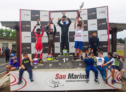 Copa F-Racers 2020 entra na reta final no Kartódromo San Marino