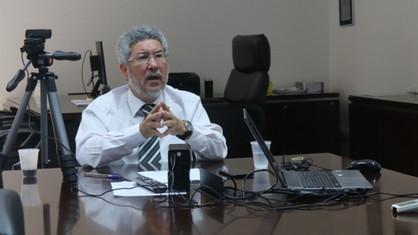 Secretário de Saúde participa de reunião virtual com vereadores nesta sexta-feira (5)