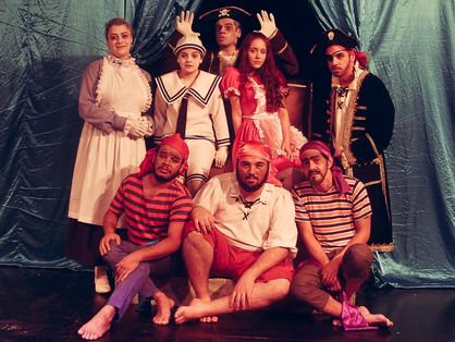Mostra de teatro infantil continua no Ceart neste domingo (2)