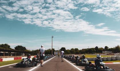 Começa a temporada dos campeonatos e torneios no Kartódromo San Marino em Paulínia