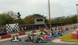 Pilotos da Copa F-Racers de Kart voltam à pista neste sábado (16) em Paulínia