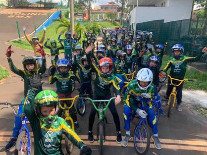 Projeto Formando Cidadãos III do Paulínia Racing Bicicross abre inscrições