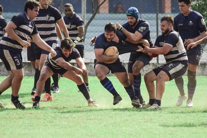 Jequitibá Rugby vence quarta seguida, mas está fora das semifinais do Paulista