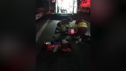 Homem morre atropelado ao tentar atravessar Rodovia em Sumaré