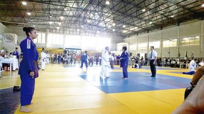 Paulinenses conquistam cinco medalhas na fase regional do Campeonato Paulista de Judô