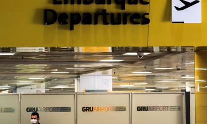 Países restringem voos do Brasil devido a variante do novo coronavírus oriunda do país